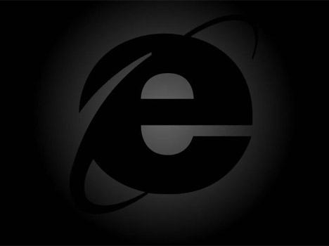 Go Dark For IE