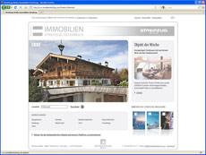 Immobilien Streifzug Premium-Immobilienplattform
