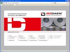 ISODAEM Isolier- und Dämmstoffe