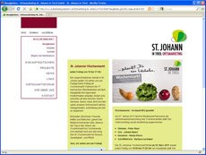Ortsmarketing & Wirtschaftsforum St. Johann in Tirol