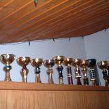 Meine Tischtennis-Pokale