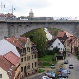 Friedensbrücke über die Spree