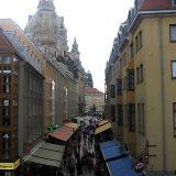Die Münzgasse: Dresdens Kneipenmeile zwischen Frauenkirche und Brühlscher Terrasse