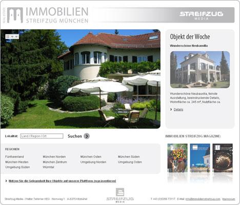 Die unabhängige Plattform für Premium-Immobilien in Österreich und München