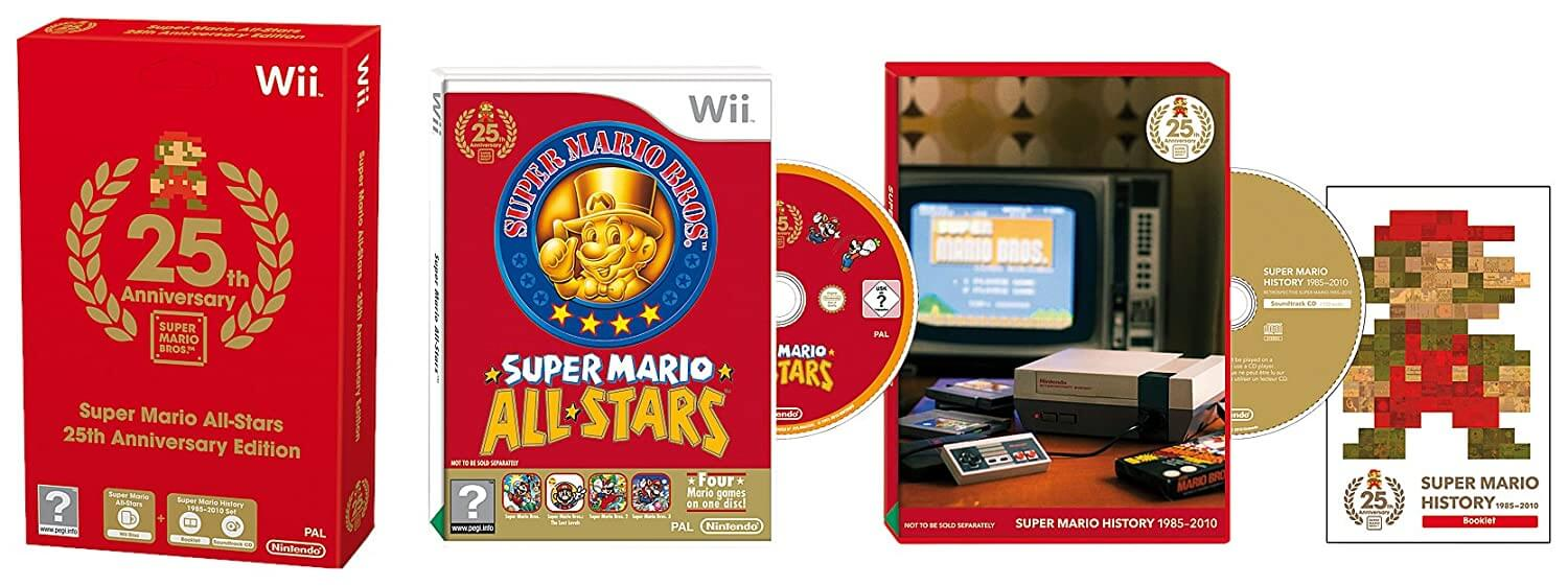 Super Mario All-Stars - 25 Jahre Jubiläumsedition