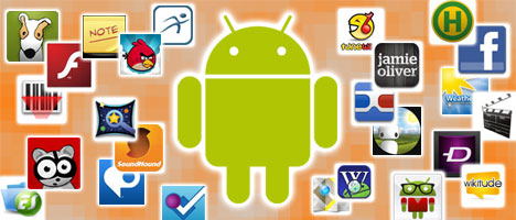 Meine Lieblings-Android-Apps