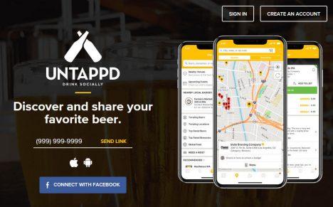 Untappd, das soziale Netzwerk für Bierfreunde