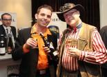 Bierfest & Conrad Seidls Bier-Guide-Präsentation im Casino Linz