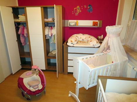 Willkommen im Babyzimmer!
