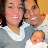 Aus zwei wurde drei: We are Family!