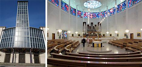 Linzer Bindermichlkirche