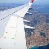Landeanflug auf Palma de Mallorca