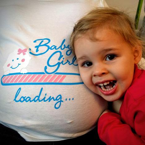 Baby-Countdown