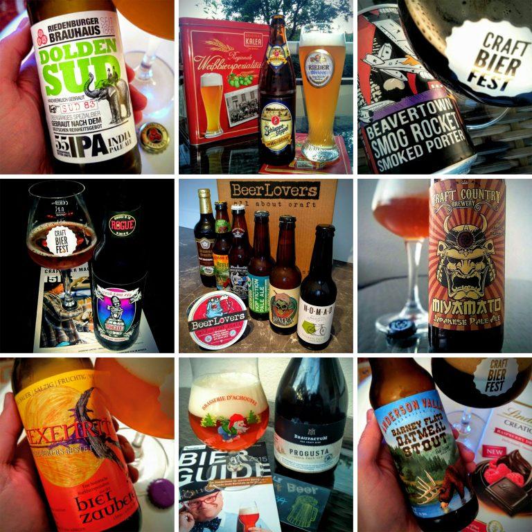 Bier bedeutet Vielfalt!