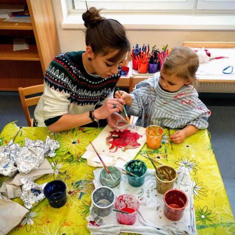 Kindergarten-Eingewöhnung