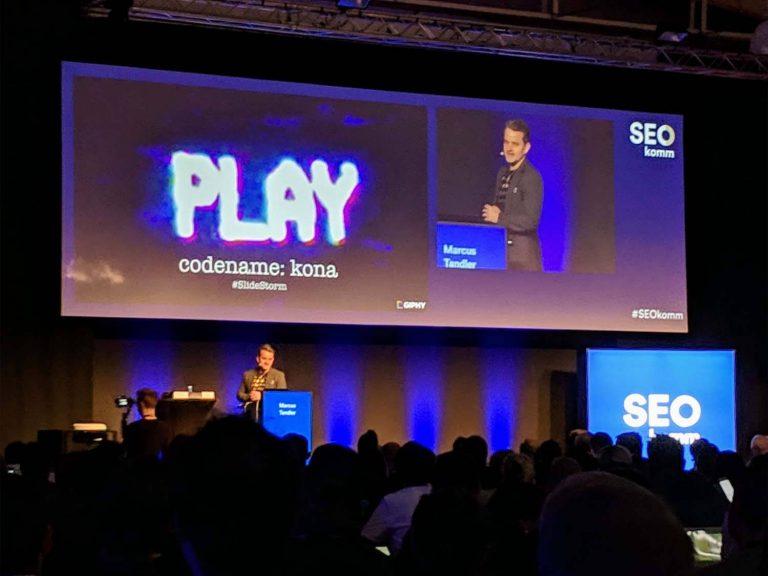 SEOkomm 2018 Keynote
