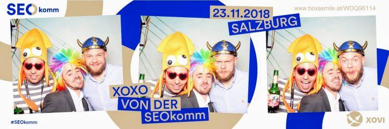 SEOkomm After-Show-Party 2018