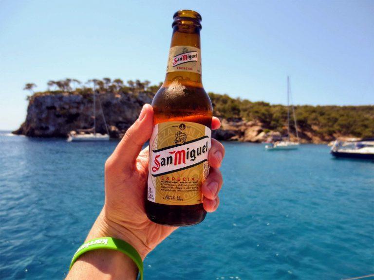 San Miguel: Das Bier der Spanier