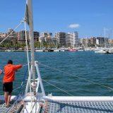 Zurück im Hafen von Palma