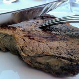 Das Steak konnte nicht überzeugen