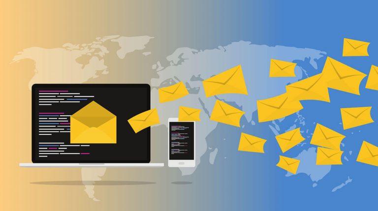E-Mail-Wahnsinn