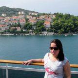 Hafeneinfahrt von Dubrovnik