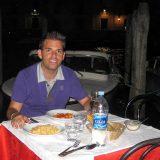 Pasta direkt am Canal Grande
