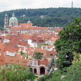 """Herrlicher Blick auf Prag """"von oben"""""""