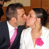 ...ein Kuss darf natürlich nicht fehlen!