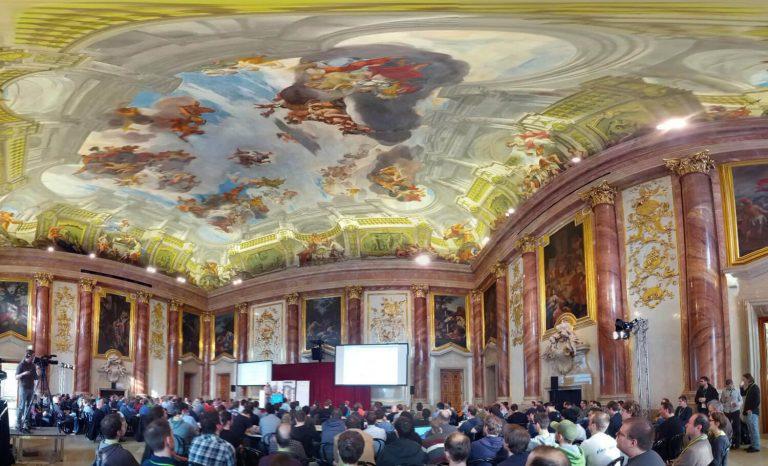 jQuery Europe im Palais Liechtenstein