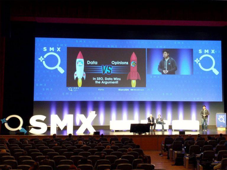 SMX München 2017 Track SEO